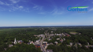 Gorham From Above