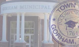 Gorham Municipal Center & Seal
