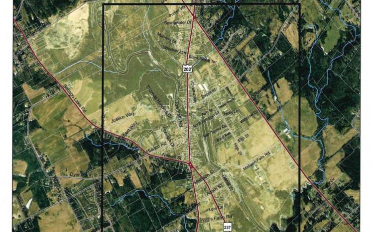 Little Falls South Windham Master Plan Study Ar